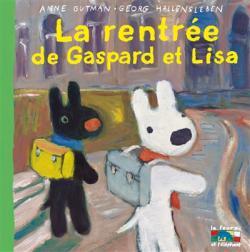 [La] rentree de Gaspard et Lisa