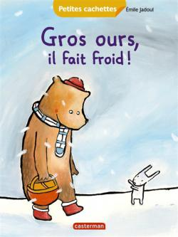 Gros ours, il fait froid !
